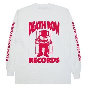 DEATH ROW RECORDS long sleeve tee